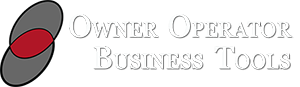 Owner Operator Business Tools